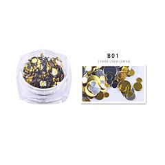 1 Nail Art Decoration Rhinestone Perły Kosmetyki do makijażu Nail Art Design
