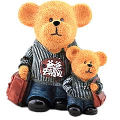 Skarbonki Zabawki Niedźwiedź Nowość Dla chłopców Dla dziewczynek Sztuk