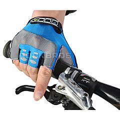 tanie Rękawiczki na rower-ROCKBROS Rękawiczki sportowe Rękawiczki rowerowe Wodoodporny Quick Dry Ultraviolet Resistant Przepuszczalność wilgoci Zdatny do noszenia
