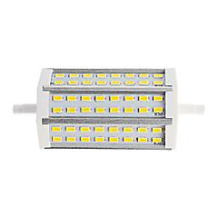 preiswerte LED-Birnen-10W 200lm R7S LED Flutlichter T 48 LED-Perlen SMD 5730 Warmes Weiß Kühles Weiß 85-265V