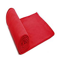 Sleeping Bag Liner Suorakulmainen 10°C Kosteuden kestävä Vedenkestävä Kannettava Taiteltava Hengitettävyys Neliskulmainen 180X30 Vaellus