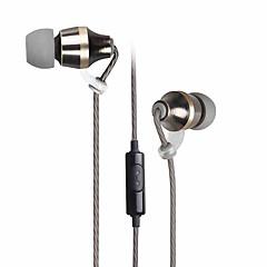 semleges termék GS-C7 Hallójárati fülhallgatók (in-ear)ForMédialejátszó/tablet / Mobiltelefon / SzámítógépWithMikrofonnal / DJ / FM Rádió