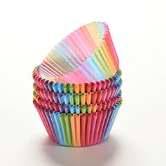 6.8cm*5cm*3.2cm Tabletts Für Kuchen / Für Pie / Knospung Papier Zum Selbermachen / Gute Qualität / umweltfreundlich