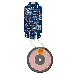 5V / 9V automatycznej regulacji qi bezprzewodowy moduł ładowania telefonów komórkowych