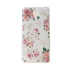 Para Funda Mi Diseños Funda Cubierta Trasera Funda Flor Suave TPU para Xiaomi