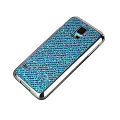 For Belægning Etui Bagcover Etui Glitterskin Blødt TPU for SamsungS7 edge / S7 / S6 edge plus / S6 edge / S6 / S5 Mini / S5 / S4 Mini /