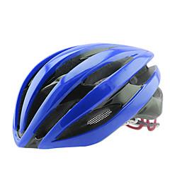 ieftine -biciclete Casca CE Ciclism 18 Găuri de Ventilaţie Ajustabil Sport extrem One Piece Munte Urban Ultra Ușor (UL) Sporturi Ciclism montan