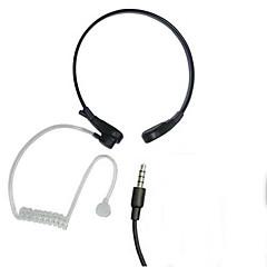 Χαμηλού Κόστους Ακουστικά (ψείρες, ενδώτια)-περιλαίμιο αντι-θόρυβο αίσθηση στο λαιμό αγώγιμη αέρα ακουστικά με μικρόφωνο για το iPhone Samsung