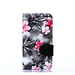 노키아 lumia 630 꽃 pu 가죽 케이스 / nokia 커버