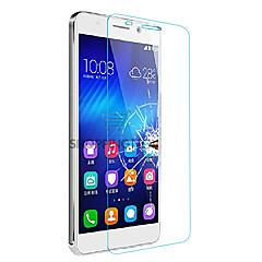składka przeciwwybuchowy hartowanego szkła ekran folia osłona 0,3 mm hartowanego łuku membrana dla Huawei honoru 6plus