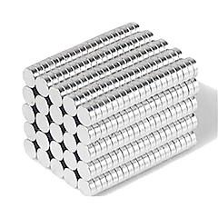 Mıknatıslı Oyuncaklar Legolar Manyetik Blok 500 Parçalar 3*1mm Oyuncaklar Mıknatıs Yaratıcı Dairesel Hediye