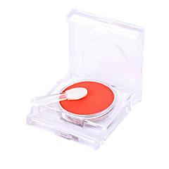 Coloretes Seco Polvo Gloss colorido Cobertura Larga Duración Natural Rostro