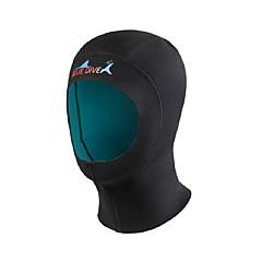 BlueDive® Παιδικό Γιούνισεξ 1mm Σκούφοι Κατάδυσης Διατηρείτε Ζεστό Γρήγορο Στέγνωμα Χωρίς Ραφές Αντιηλιακό Νάιλον Νεοπρένιο Σκάφανδρο