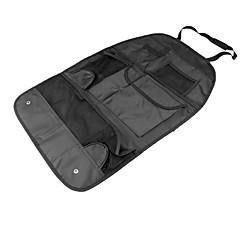 abordables Organización para Coche-asiento de coche bolsillos traseros sostenedor ordenado del organizador de viaje bolsa de almacenamiento