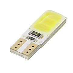 baratos -10pcs t10 branco canbus cob wedge carro smd lâmpada w5w 194 168 2825 192 12 12v