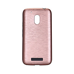 For Motorola Moto G4 Plus G4 Play G4 Z Case Cover Shockproof Back Cover Solid Color Hard PC