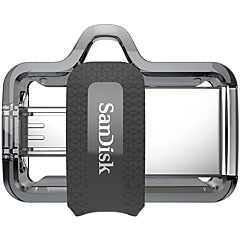 SanDisk Ultra 32GB OTG USB Flash Drive Dual Drive m3.0 for Android Devices and Computers (SDDD3-032G-Z46)