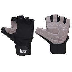 voordelige Sportondersteuning-training halter training gewichtheffen sportschool fitness sport handschoenen