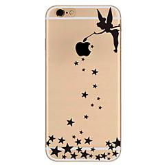 Para iPhone X iPhone 8 iPhone 7 iPhone 7 Plus iPhone 6 Case Tampa Ultra-Fina Estampada Capa Traseira Capinha Mulher Sensual Macia PUT para