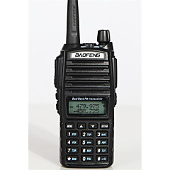お買い得  トランシーバー-BAOFENG -82 トランシーバー ハンドヘルド 電池残量不足通知 非常警報器 節電モード 音声プロンプト デュアルバンド デュアルスタンバイ FMラジオ 3KM-5KM 3KM-5KM 128 2800.0 5 トランシーバー 双方向ラジオ