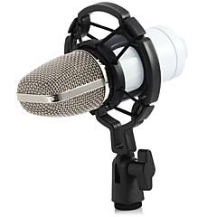 voordelige -professionele BM700 condensator ktv microfoon cardioid pro audio-opname studio vocale microfoon