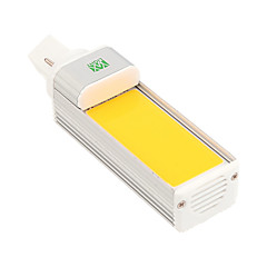 preiswerte LED-Birnen-YWXLIGHT® 1pc 8W 600-700lm G24 LED Mais-Birnen 1 LED-Perlen COB Dekorativ Warmes Weiß Kühles Weiß 85-265V