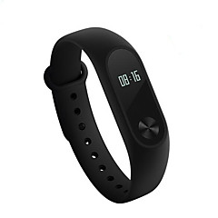 cheap -Xiaomi Mi band 2 Activity Tracker Smart Bracelet iOS Android Touch Screen Heart Rate Monitor Long Standby Waterproof
