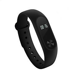 Χαμηλού Κόστους Έξυπνα ρολόγια-Έξυπνο βραχιόλι iOS / Android Οθόνη Αφής / Συσκευή Παρακολούθησης Καρδιακού Παλμού / Ανθεκτικό στο Νερό Παρακολούθηση Ύπνου / Υπενθύμιση