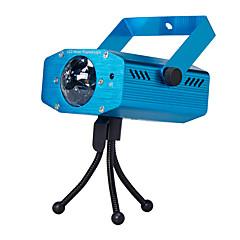 olcso Beltéri lámpák-U'King LED reflektorok Hordozható Könnyű beszerelni Távvezérlésű Hang-aktiválás Hideg fehér Zöld Kék Piros