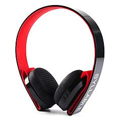 sílabas G600 auriculares de los auriculares inalámbricos con micrófono Bluetooth 4.0 a través de la oreja auricular manos libres solar