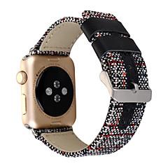tanie Bransoletki do Apple Watch-Watch Band na Apple Watch Series 3 / 2 / 1 Apple Opaska na nadgarstek Klasyczna klamra