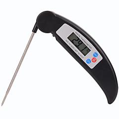 Недорогие Забота о здоровье-складной мгновенного чтения приготовления пищи термометр высокопроизводительным цифровой термометр мяса еды