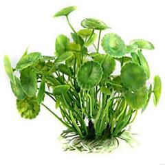 お買い得  アクアリウムデコレーション-アクアリウムの装飾 水草 無毒&無味 プラスチック