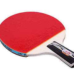 Rakiety tenis stołowy Kauczuk Krótki uchwyt Pryszcze Domowy Sport i rekreacja