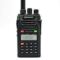 abordables Walkie Talkies-wouxun kg-uvd1p walkie talkie vhf / uhf banda dual radio bidireccional fm radio