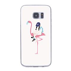 Для Ультратонкий С узором Кейс для Задняя крышка Кейс для Соблазнительная девушка Мягкий TPU для Samsung Note 5 Note 4