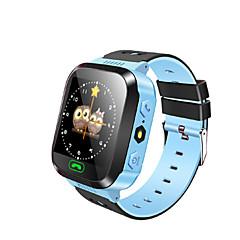 ips 1,44 '' ekran dotykowy inteligentny zegarek GPS Tracker dzieci anty-lost Dziecięce SOS inteligentnej bransoletka znajdź zdalnego