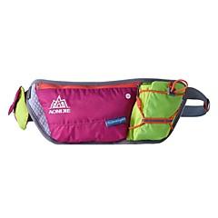 Pochete Bolsa de cinto para Esportes Relaxantes Ciclismo/Moto Acampar e Caminhar Fitness Viajar Corrida Cooper Bolsas para Esporte