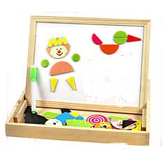 Educatief speelgoed Legpuzzel Speeltjes Vierkant Kinderen 1 Stuks