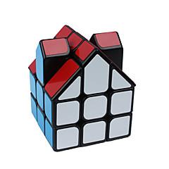 Rubik's Cube Cube de Vitesse  Autocollant lisse ressort réglable Cubes magiques Cadeau