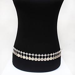 Mujer Joyería Corporal Cinturones metálicos Moda Cosecha estilo de Bohemia Legierung Joyas Para Ocasión especial Casual