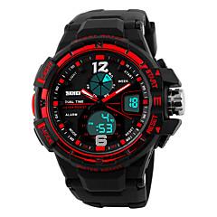 voordelige Smartwatches-SKMEI 1148 mannen vrouw kijken dubbele significant outdoor sporthorloge bergbeklimmen waterdicht elektronische horloge mannelijke geleid