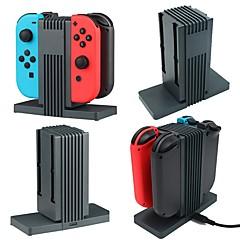 Κανένα Μπαταρίες και Φορτιστές Για Nintendo Switch Επαναφορτιζόμενο