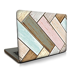"""preiswerte Laptop Taschen-MacBook Herbst Geometrische Muster Kunststoff für Das neue MacBook Pro 15"""" / Das neue MacBook Pro 13"""" / MacBook Pro 15 Zoll"""