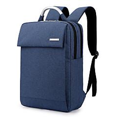 お買い得  ラップトップケース-ノートパソコンのbackpackunisex荷物&旅行用バッグknapsackrucksackバックパックのハイキングバッグの学生の学校のショルダーバックパックは、15.6インチのラップまでフィット