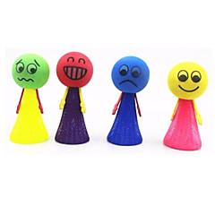 abordables muñecas-Juegos de Rol Marioneta de Dedo Juguetes