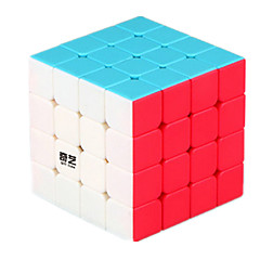 Rubik's Cube Smooth Speed Cube Smooth Sticker Adjustable spring Magic Cube Square Gift