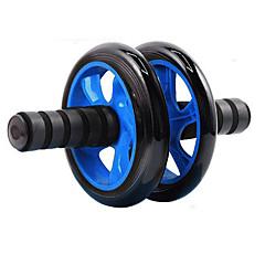 Roda de Ioga Rodas Abdominais & Rolamentos Exercicio e Fitness Ginásio Durável Anti-Derrapagem PVC-