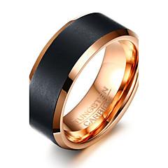 お買い得  指輪-男性用 指輪  -  オリジナル, ベーシック, シンプルなスタイル, ファッション, 欧米の ジュエリー 混色 用途 パーティー 記念日 誕生日 おめでとう 卒業 ありがとうございました 7 / 8 / 9 / 10 / 11