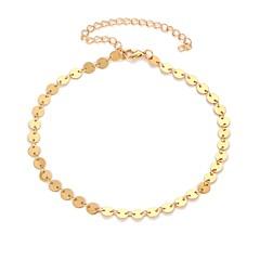 preiswerte Halsketten-Damen Synthetischer Diamant Halsketten - Stern Einzigartiges Design, Bikini Gold, Silber Modische Halsketten Schmuck Für Hochzeit, Party, Alltag
